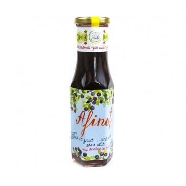 Afinut - Sirop afine salbatice cu miere