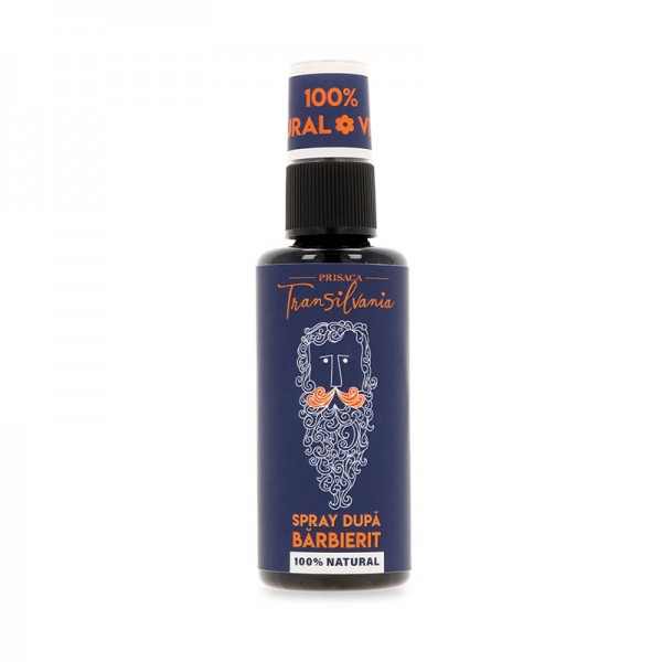 Spray dupa barbierit - After Shave natural