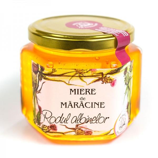 Miere maracine Rodul Albinelor miere naturala