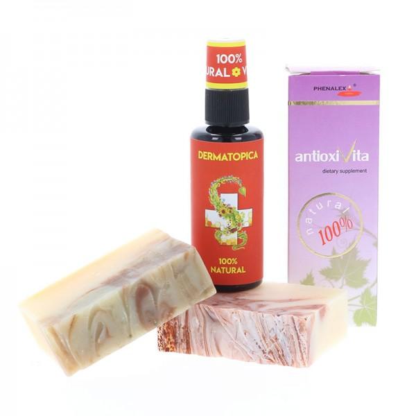 Pachet Dermatopica Mare tratament natural piele