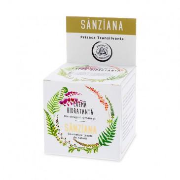 Crema hidratanta de fata Sanziana din struguri