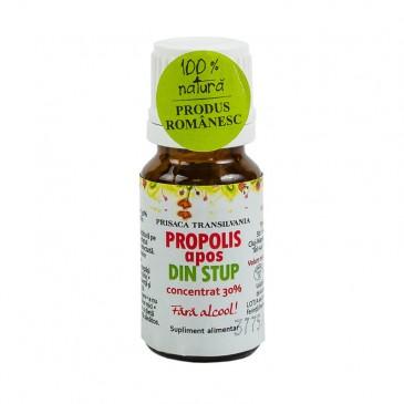 Propolis apos – fara alcool - concentratie 30%