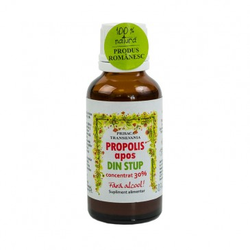 Propolis apos -tratament natural raceala copii