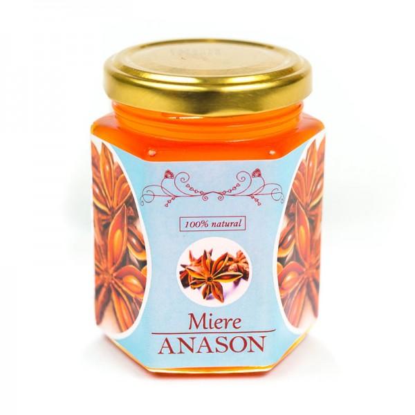 Miere de anason sanatoasa aromata delicioasa