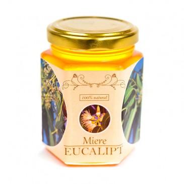 Miere de eucalipt - aromata delicioasa sanatoasa
