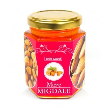 Miere de migdale - aromata delicioasa sanatoasa