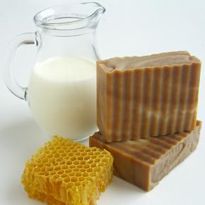 Sapun Lapte Capra si Miere - natural